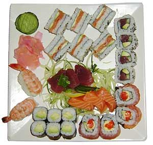 Picture Just Sushi in Simon's Town, False Bay, Cape Town, Western Cape, South Africa