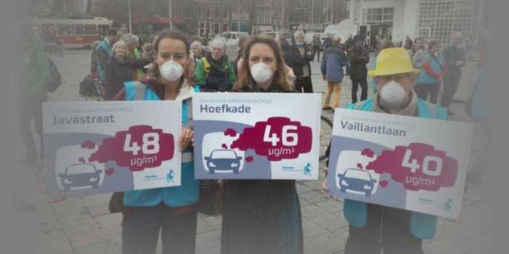 Adem Graag in Den Haag nodigt u uit aanwezig te zijn bij onze actie op zaterdag 5 maart, als we de ramen gaan lappen op de Weteringkade en in de Lekstraat. In deze straten voldoet de lucht in 2015 niet aan de normen, zelfs niet aan die van de EU. Luchtvervuiling zie je niet maar …