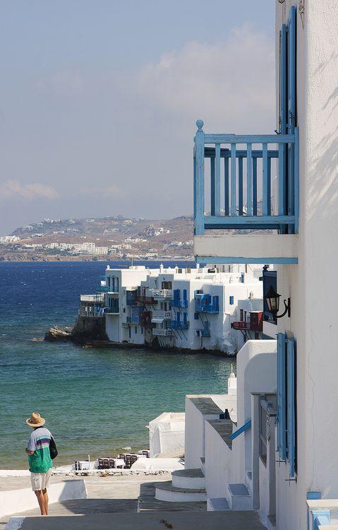 GREECE CHANNEL   Mykonos, Greece