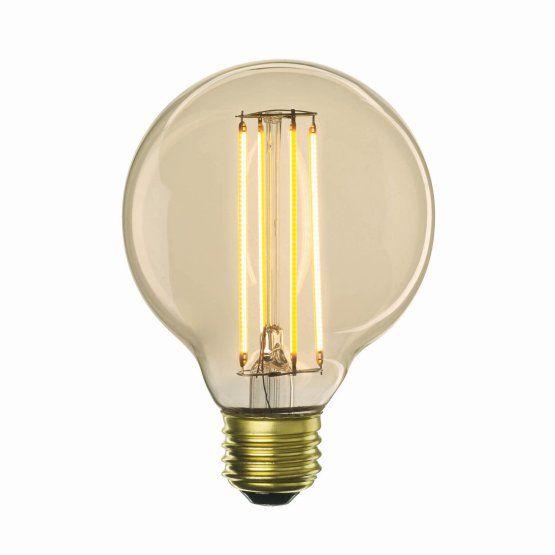 Bulbrite 4w Led Nostalgic G30 Globe Light Bulb Globe Light Bulbs