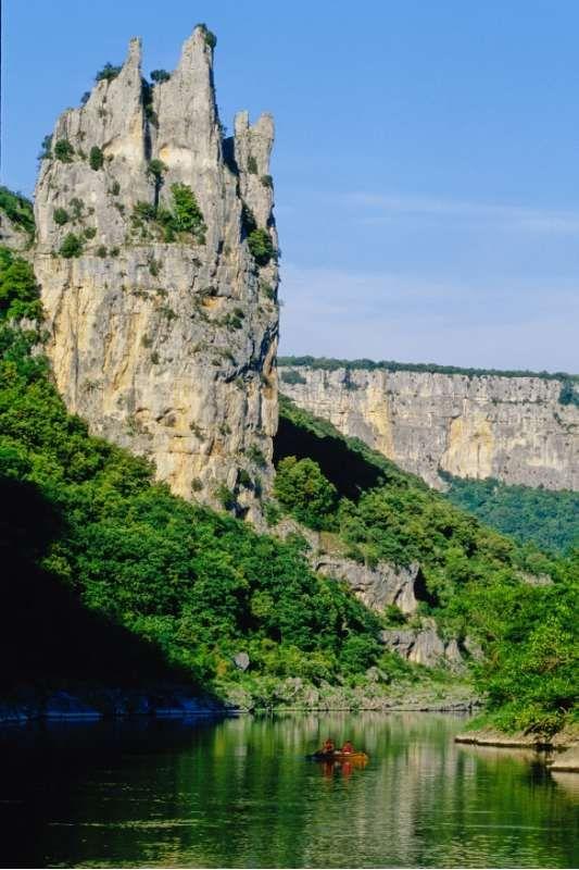 Réserve naturelle des Gorges de l'Ardèche