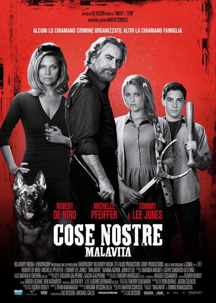 Cose nostre – Malavita - film commedia 2013 - www.portalecinema.com