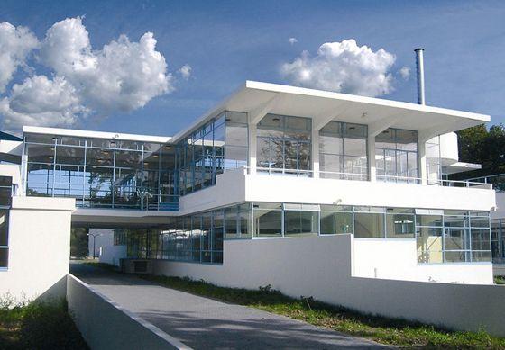 Johannes Duiker's Zonnestraal Sanatorium in Hilversum, Netherlands