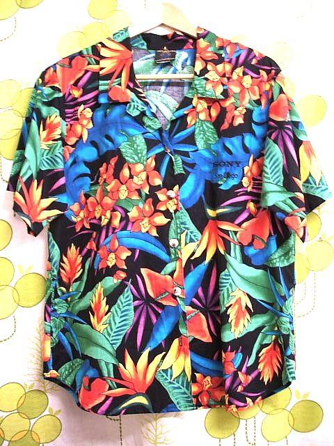 NY SONY aloha shirt