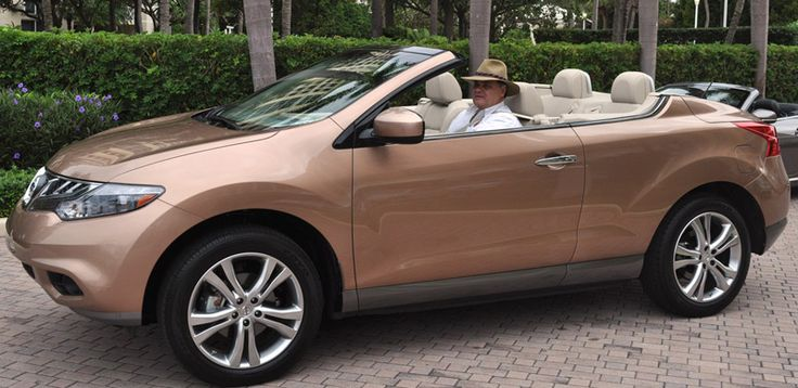 Nissan SUV Convertible   Best Family Convertible ...
