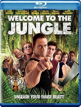 скачать фильм Добро пожаловать в джунгли (2013)