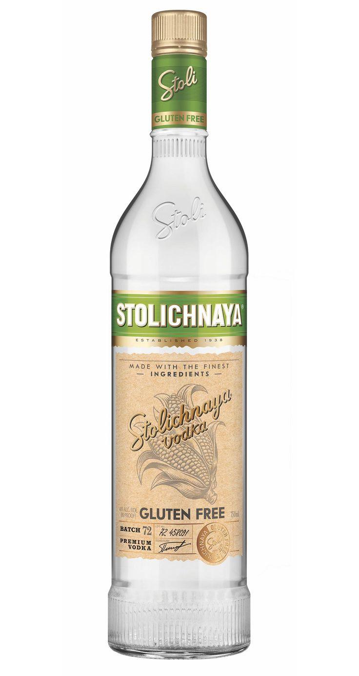 Stoli Vodka Launches Stoli Gluten Free