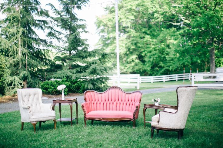 Eclectic Outdoor Furniture