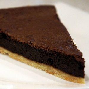 Шоколадный тарт, рецепт — Cookery Daily
