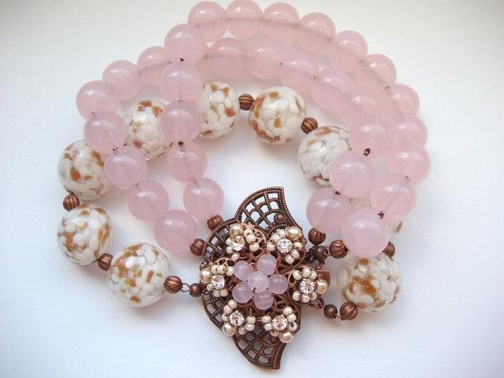 Sweet Rhinestone Bracelet