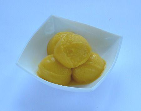 Sorbetto al mango