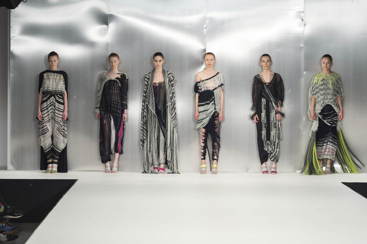 Our fashion students had the opportunity to showcase their amazing designs to the cream of the fashion world at Graduate Fashion Week #fasion #design #clothes #designer #catwalk