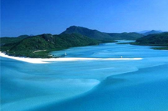 Australie Whitsundays Islands