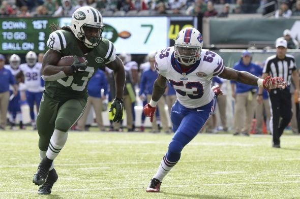 5 Things To Watch For: New York Jets vs. Buffalo Bills #NFL #Jets #Bills #MichaelVick #RexRyan #MarioWilliams #SammyWatkins