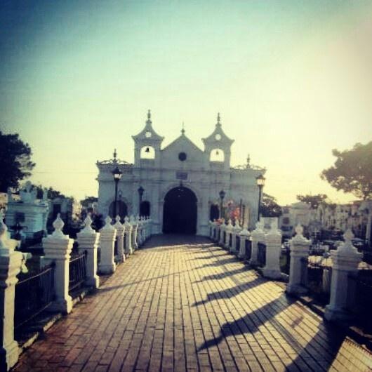 Cementerio de Mompox, Colombia