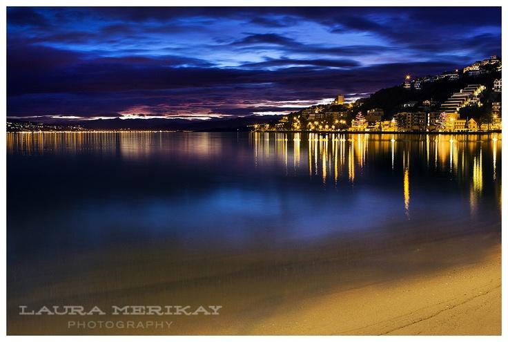 WOW...beautiful...Wellington, New Zealand