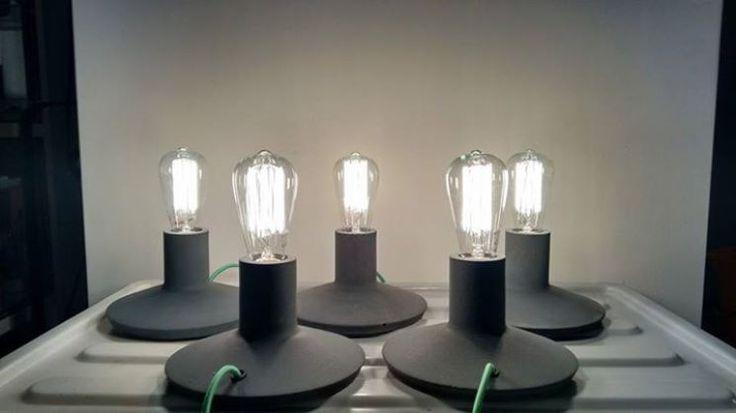 LowLight concrete luminaire