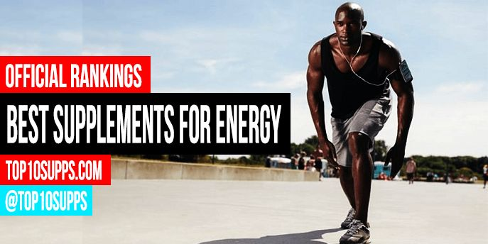 We take a look at the best supplements for an energy boost. These are the 10 most effective energy increasing supplements we have found.