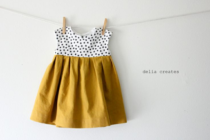 this would be a cute tunic with leggings - Geranium Dress Bouquet - delia creates