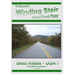 A Motorcycle Adventure - Riding the Talimena Scenic Byway (DVD)  http://documentaries.me.uk/other.php?p=B000LXGV54  B000LXGV54