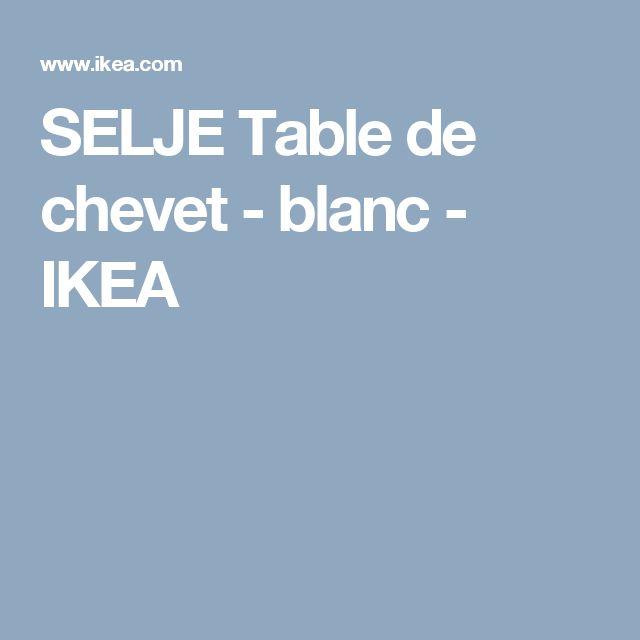 Ikea Aspelund Table De Chevet ~ Meer dan 1000 ideeën over Chevet op Pinterest  Nachtkastje