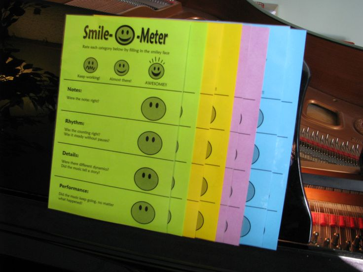 Evaluation Cards