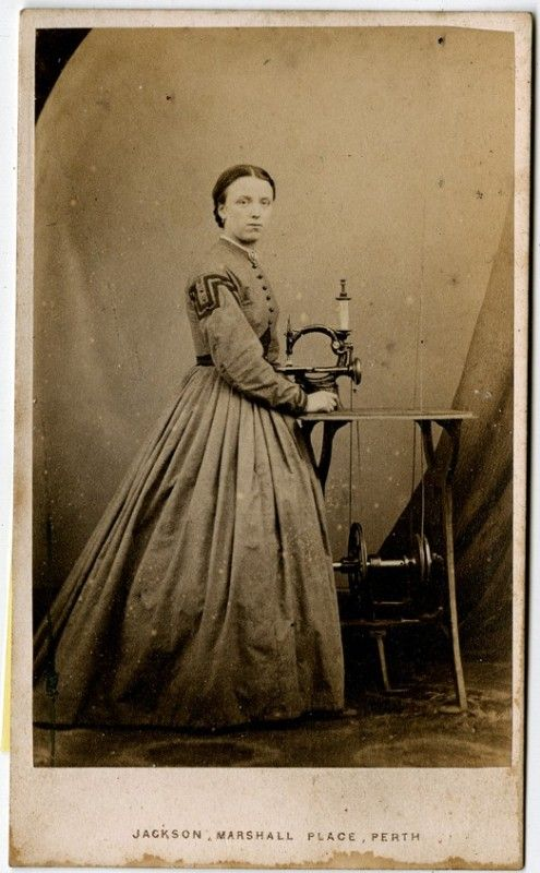 1000 Images About 19th Century Sewing Machines On