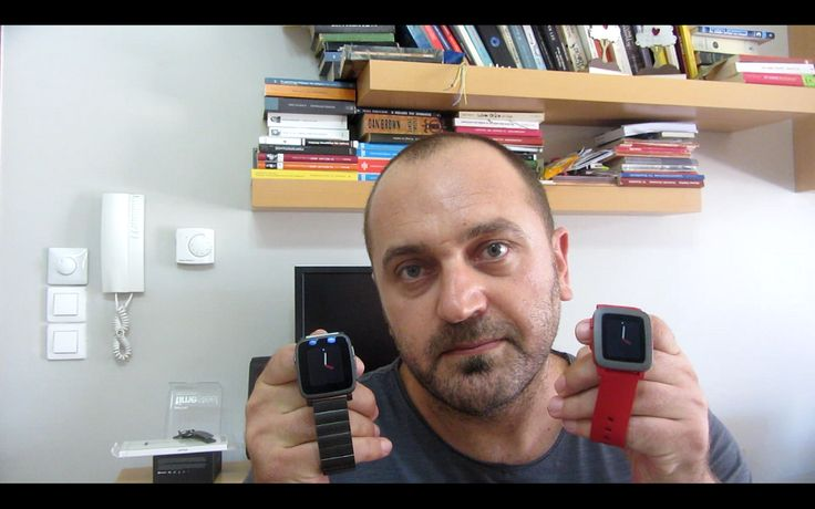 Pebble Time & Pebble Time Steel Review (Video) | Smartwatcher.gr