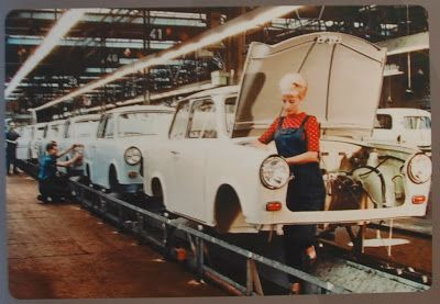 Auto-Union Project: Trabant - the East German People's Car