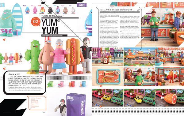 IdN™ Magazine® — IdN v19n6: Character Design Issue