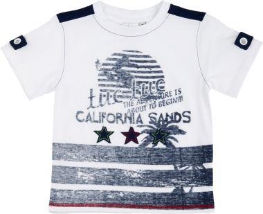 Camiseta m/c sun & surf, para nino - tuc tuc