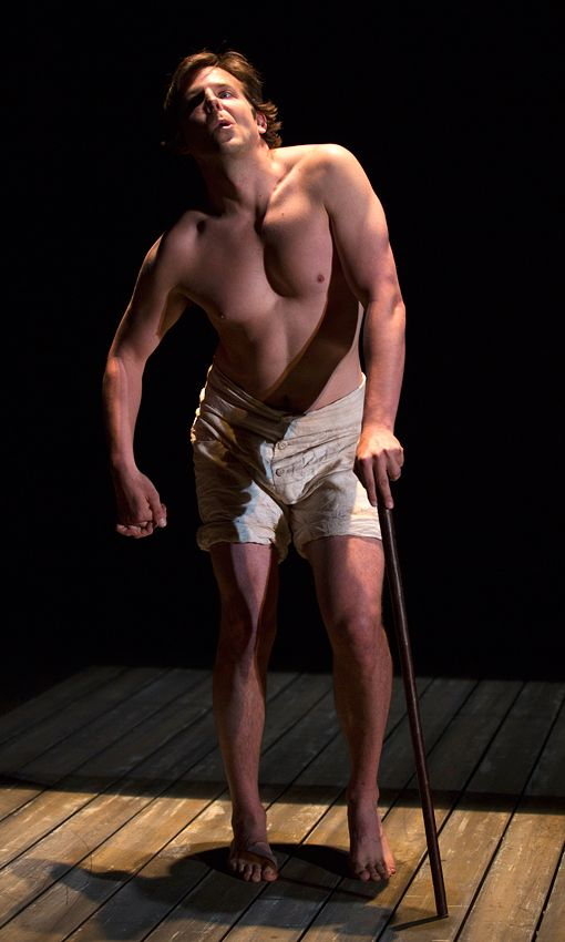 Sexiest Man Alive Bradley Cooper takes on theater role as the Elephant Man -- PHOTOS