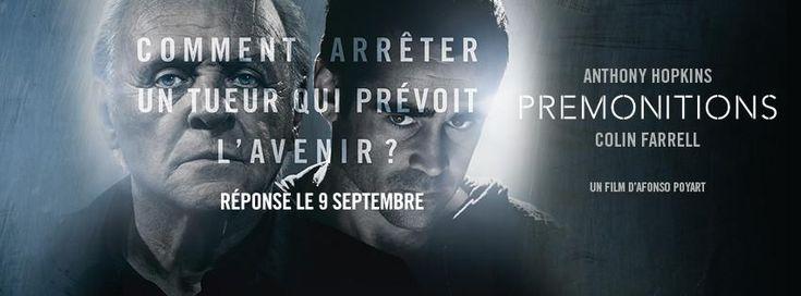 Aujourd'hui #ciné #Prémonitions #AnthonyHopkins #ColinFarrell 2 #Médiums s'affrontent!  http://po.st/seances RT