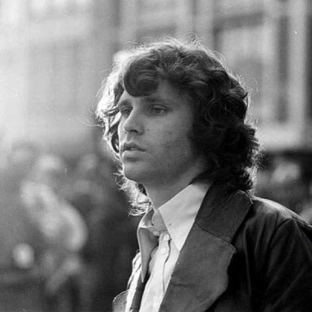 Jim Morrison Dec 8, 1943-July 3,1971