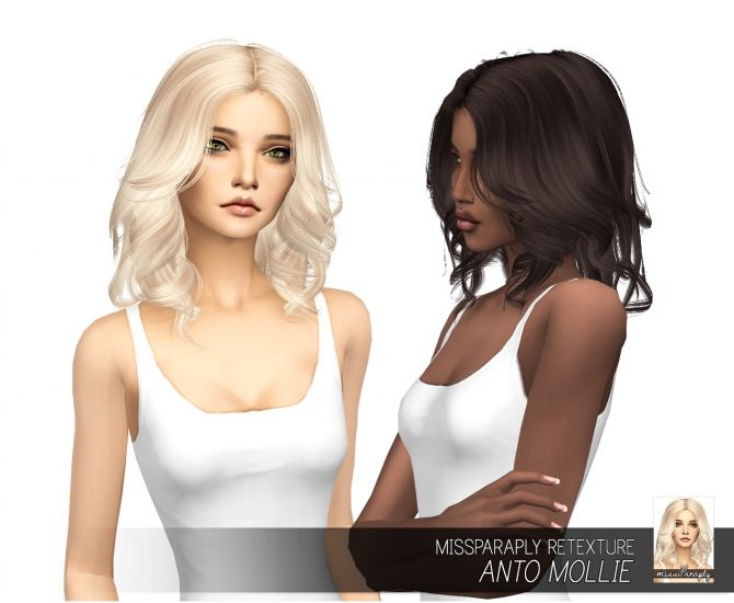 Anto Mollie: Solids at Miss Paraply • Sims 4 Updates