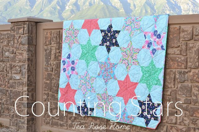 Project Design Team Wednesday ~ Counting Stars Quilt