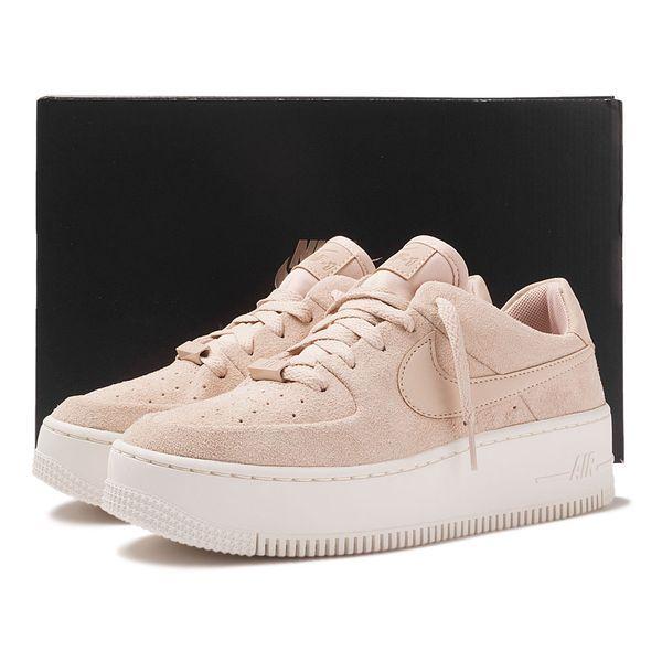 670363af03b4 Tenis-Nike-Air-Force-1-Sage-XX-Feminino-Rosa