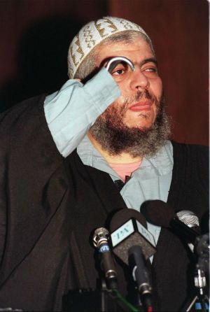 Radical Islamic cleric Abu Hamza al-Masri sentenced to life in U.S. prison - U.s. - News - Catholic Online - 11 January 2015