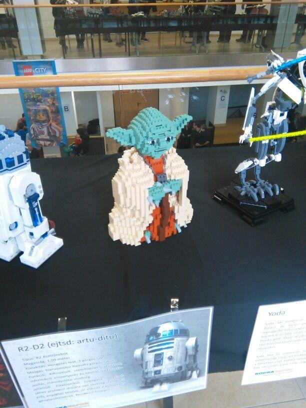 Yoda, Lego