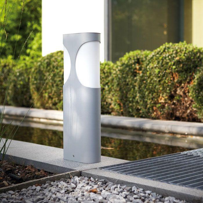 Sydney Pedestal Grey, Outdoor Lights, Gloco - & Home Lighting