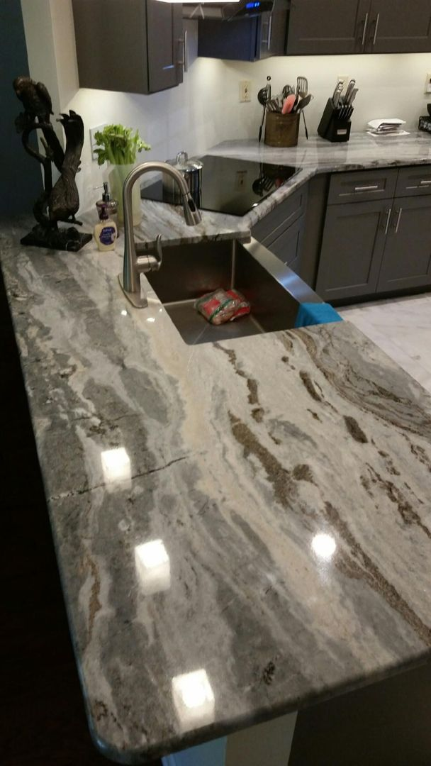Best 25 solid surface countertops ideas on pinterest for Unfinished granite slabs