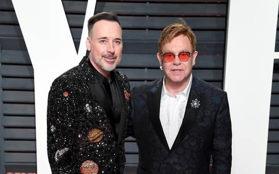 David Furnish calls husband Sir Elton the 'greatest gift' on singer's 70th - Independent.ie