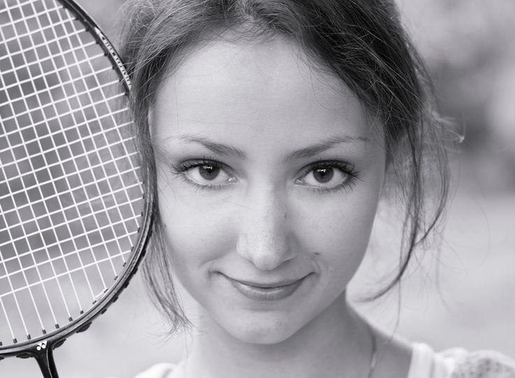 Photograph Badminton face by Mikhail Afrikanov on 500px