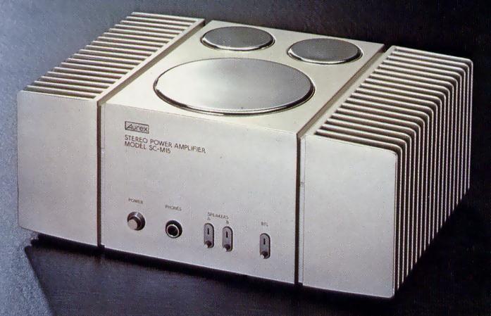 Aurex SC-M15 (1978)