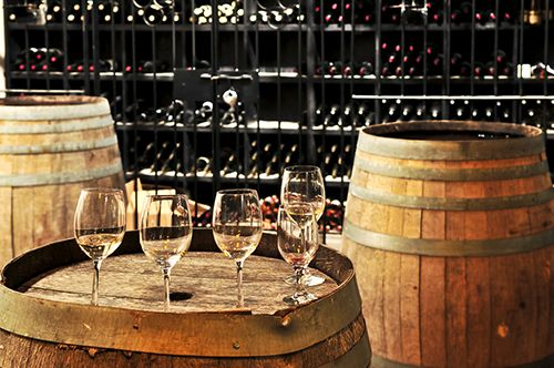 Wine Information for Beginners - Beginners Wine Guide growing regions and what grapes are grown there