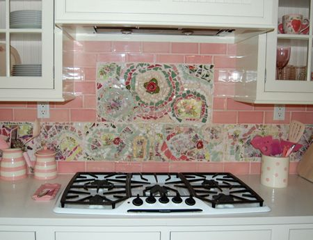 how to install tile backsplash in the kitchen 122 best images about mosaic countertops diy on 9779