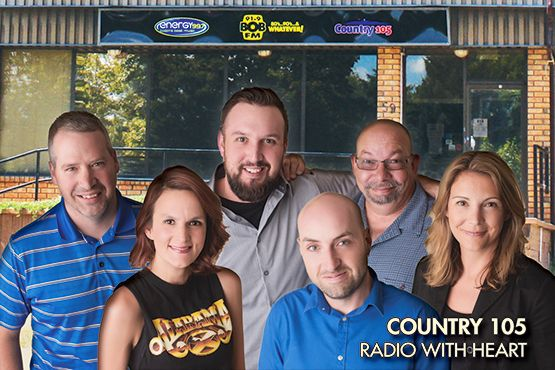 Meet the Voices of Country 105
