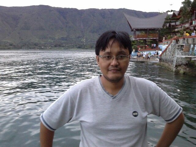 Samosir Island, North Sumatra.