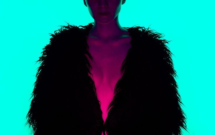 Cyber Goddess on Behance