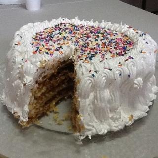 Torta Chilena <3 :D
